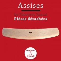 Assises Tabouret de méditation Sancaï