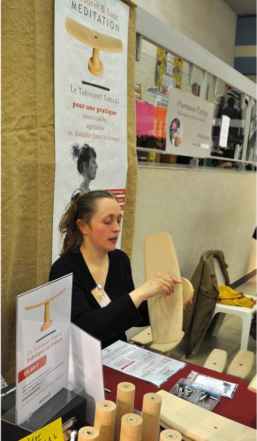 Au salon de Civray - Carole Lunel